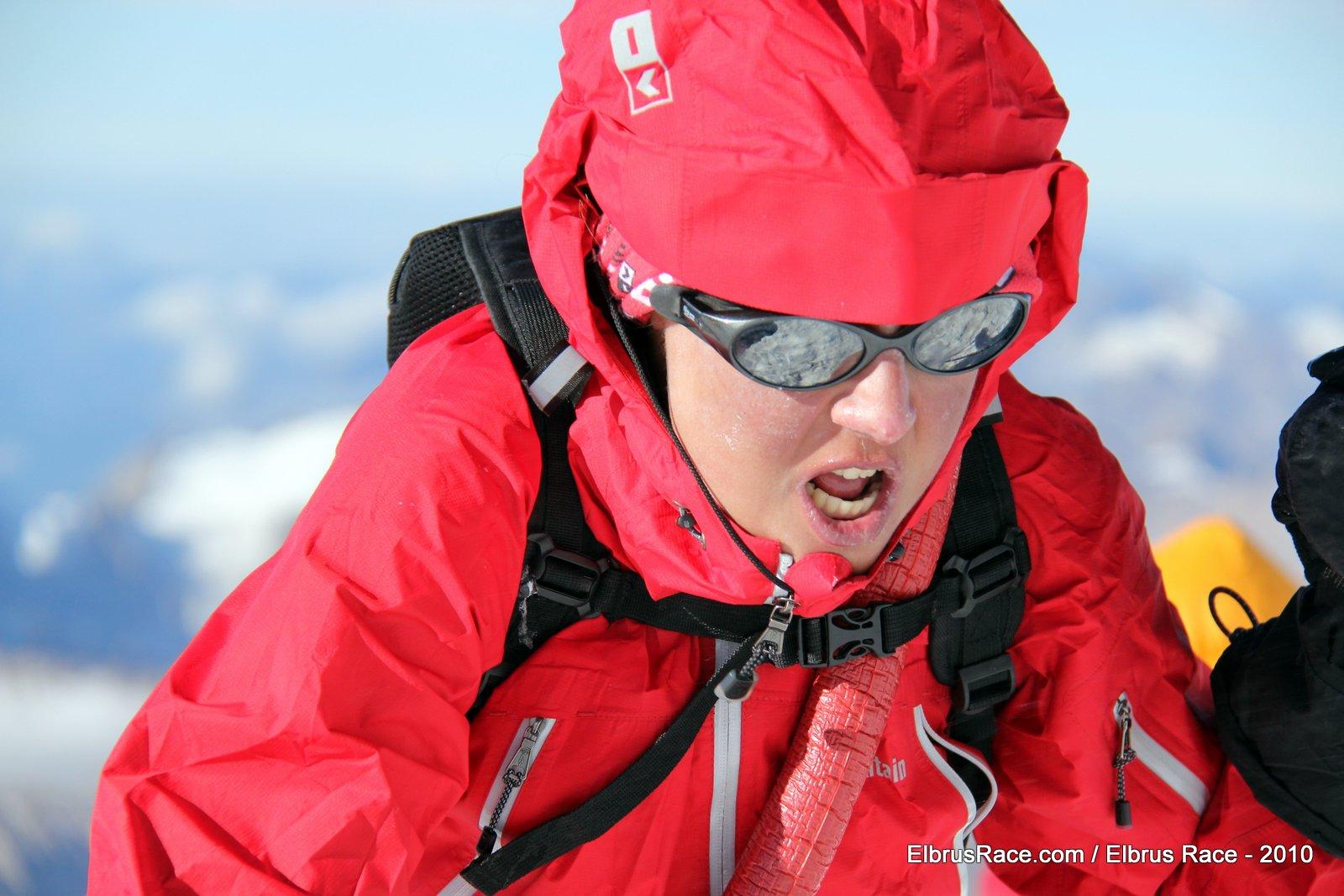 elbrus-race-2010  -  Александра Джик
