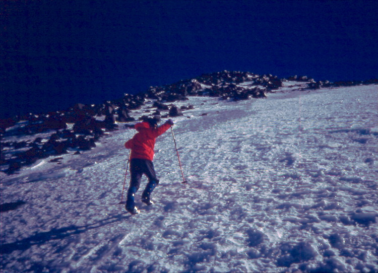 elbrus race 1990 cooney nearsummit
